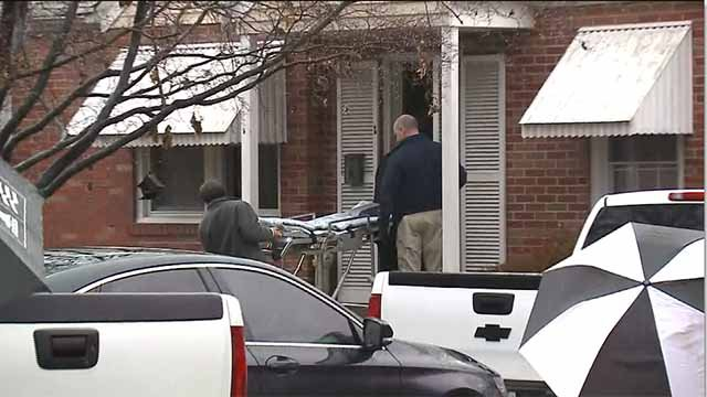 A 6-year-old was among the victims in a double murder, suicide that occurred in Florissant. Credit: KMOV