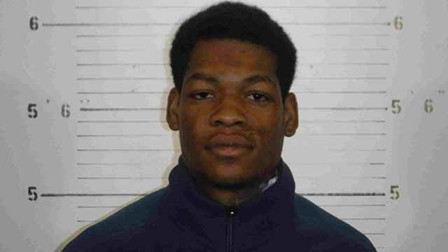 Preston Young, 23, of East St. Louis is charged with home invasion while armed with a firearm, robbery, attempted armed robbery and felon in possession of a firearm. (Credit: St. Clair County Jail)