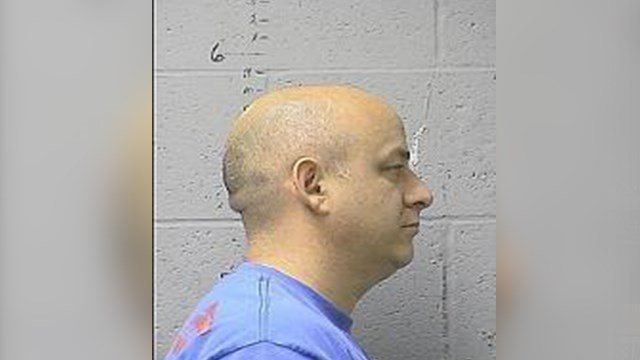 Councilman Duane McAllister was booked into St. Francois County Jail Saturday ( Credit: St. Francois County Jail )