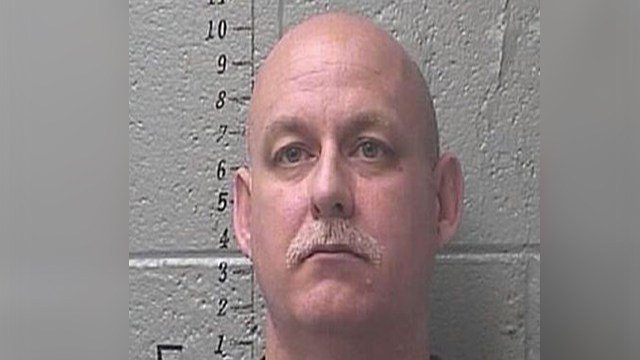 Councilman Duane McAllister was booked into St. Francois County Jail Saturday ( Credit: Daily Journal Online )