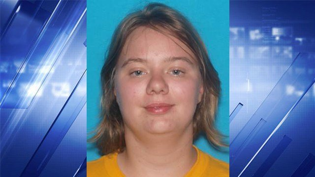 Ashley Nora Cooper was last seen Saturday around 10 p.m. (Credit: St. Louis County Police Department)