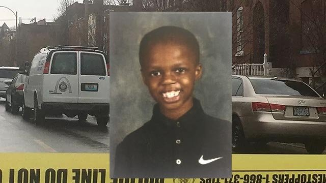 Jermon Perry, 7, died after being shot in the head in South City Saturday (Credit: Parkway School District / KMOV)