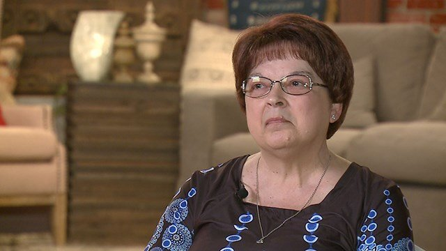 Frances Rudisill, sister of Nancy Johnson, hopes her husband is charged with first degree murder. (Credit: KMOV)