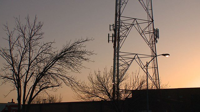 Neighbors have concerns about a massive cell tower that has been proposed in the Dutchtown neighborhood (Credit: KMOV)