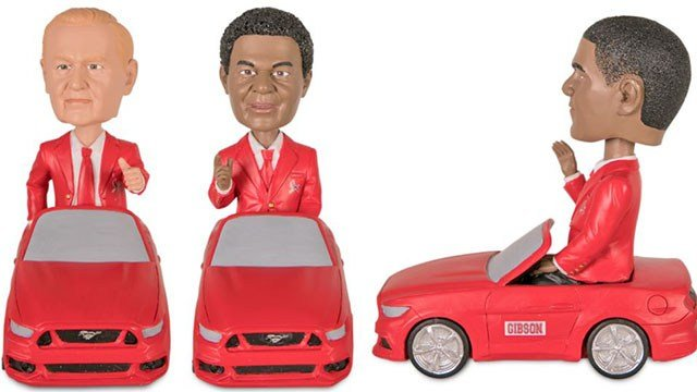 Cardinals' Hall of Fame Bobblehead giveaway for April 7. (Credit: St. Louis Cardinals)