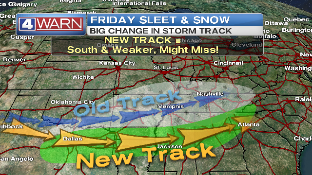 Storm Team 11 Forecast: Rain/Snow Showers Possible Overnight