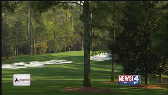 Augusta National Golf Club. Credit: KMOV