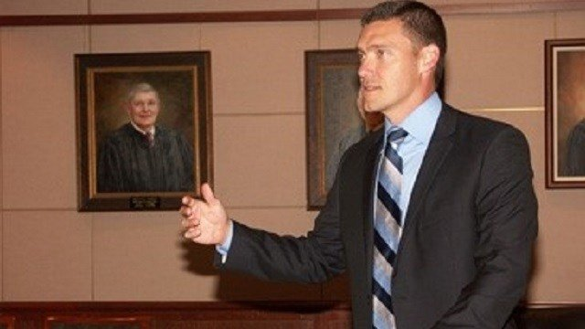 St. Charles County Prosecuting Attorney Timothy Lohmar (Credit: St. Charles County website)