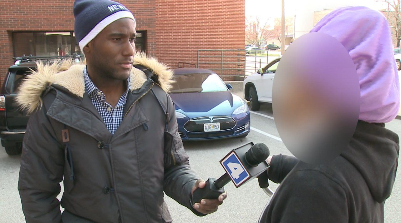 News 4 Eric Cox speaks with a woman who was shot eight times, stabbed and raped in North St. Louis ( Credit: KMOV)