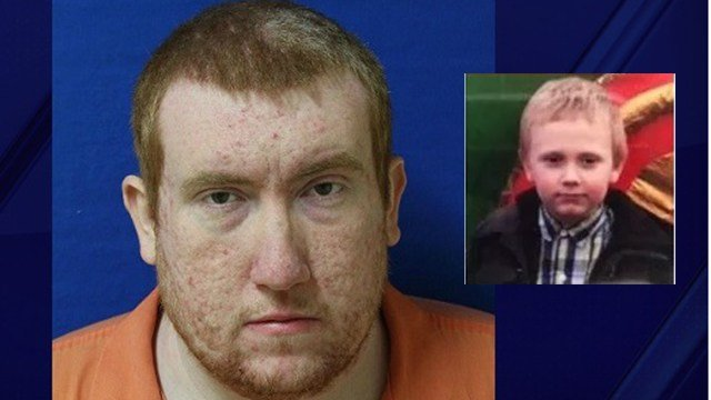 Joseph Daniels confessed to the murder of his five-year-old son, police say. (Credit: TBI)