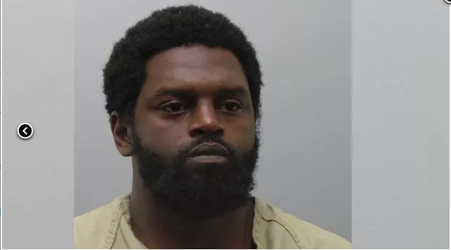 Shawn Hughes, 36, is accused of shooting a woman 8 times in North County (Credit: St. Louis County Police)