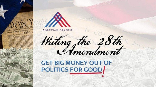 """American Promise is stopping across America in an effort to """"put elections back into the hands of the people"""" and stray away from corporations. (Credit: American Promise)"""