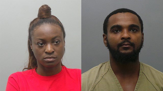 Two suspects in custody after allegedly robbing a victim after meeting through the Plenty of Fish app. (Credit: St. Louis County PD)