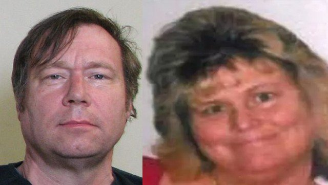 Roger Carroll is accused of murdering Bonnie Woodward in 2010 (Credit: Police)