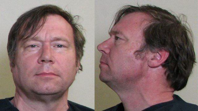 Roger Carroll was charged with two counts of first-degree murder and concealing a homicide (Credit: Police)