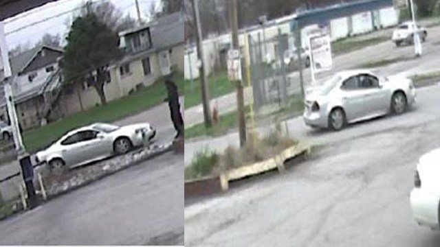 Images of the alleged suspect's vehicle were released by the Major Case Squad of Greater St. Louis SUnday ( Credit: KMOV)