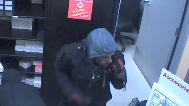 Police are looking for public help identifying three robbery suspects. (Credit: SLMPD)