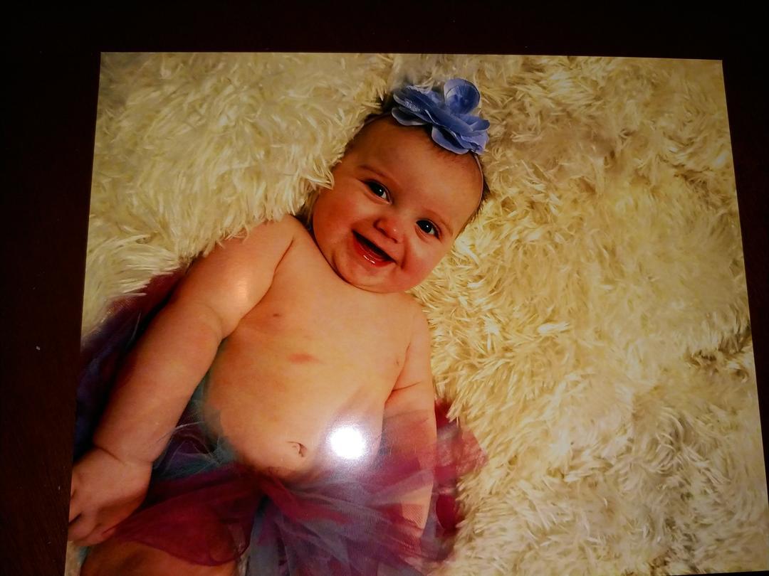 Aubrey Gardner, 7 months (Credit: Missouri State Highway Patrol)