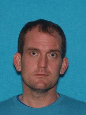 Dalton Gardner is believed to have taken his 7-month-old daughter (Credit: Missouri State Highway Patrol)