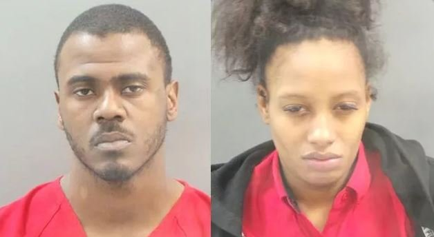 Jeramee Ramey and Ebony Jones are facing multiple charges after Jones' 6-year-old daughter was shot and killed (Credit: Police)