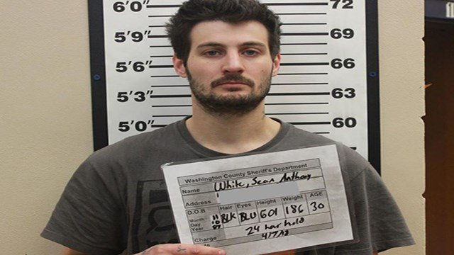 A Potosi man is being charged with Arson in connection with property damage after police say he attempted to set a home on fire after an argument with a woman. (Credit: Park Hills Journal)