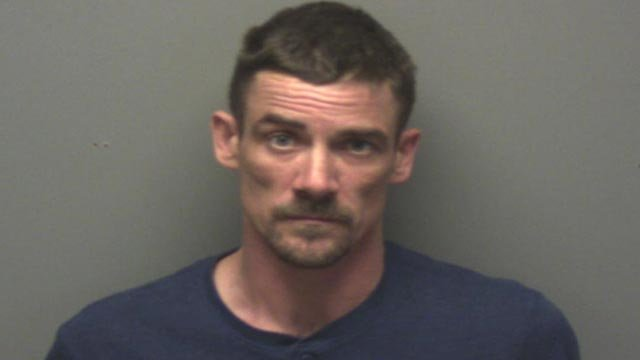Ricky A. Johnson, Jr., 37, escaped from the Franklin County Jail Wednesday (Credit: Franklin County Sheriff's Office)