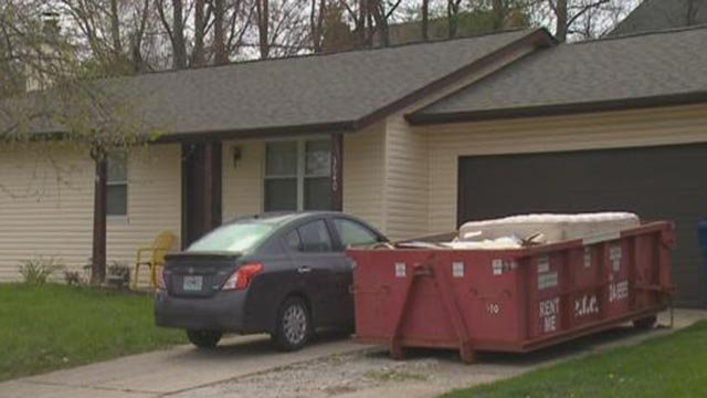 A man was seriously injured in the 3600 block of Thyme Drive in St. Charles County Wednesday (Credit: KMOV)