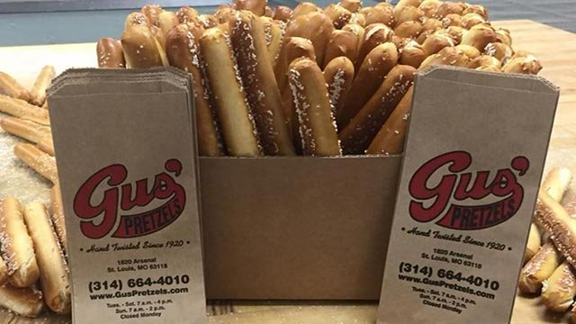 Where to get freebies and deals for National Pretzel Day on Thursday!