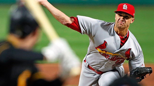 St. Louis Cardinals starting pitcher Jack Flaherty delivers in the fifth inning of a baseball game against the Pittsburgh Pirates in Pittsburgh, Saturday, April 28, 2018. (AP Photo/Gene J. Puskar)