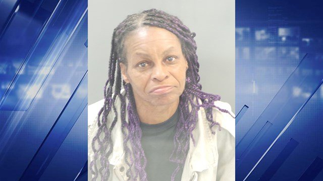 Kimberly Brown, 58, was charged with murder in the first-degree after stabbing Charles Patrick, 55, who later succumbed to his injuries. (Credit: St. Louis PD)