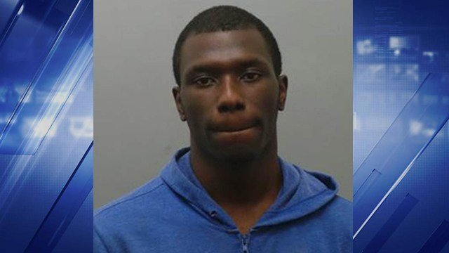 Marquis Harris was charged by St. Louis County prosecutors after he pointed a gun at drivers on multiple occasions. (Credit: St. Louis County PD)