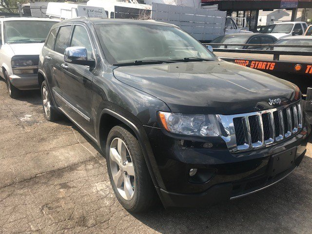 The 2012 Jeep Grand Cherokee which was stolen in a carjacking in the 6100 block of Pershing Avenue was recovered the next day in the 4900 block of St. Louis Avenue.