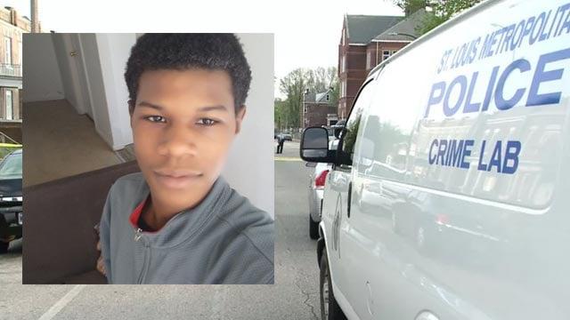 Oscar Johnson III was shot and killed Wednesday (Credit: Family)