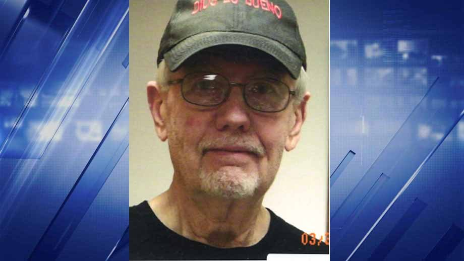 Jon Stacey was reported missing from the Missouri Veterans Home just after midnight Saturday. Credit: Bellefontaine Neighbors PD