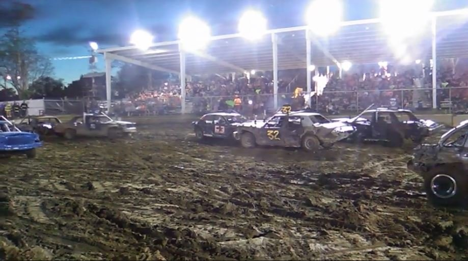 A man was shot during an altercation after a demolition derby event in Sparta, Illinois ( Credit: County Journal)