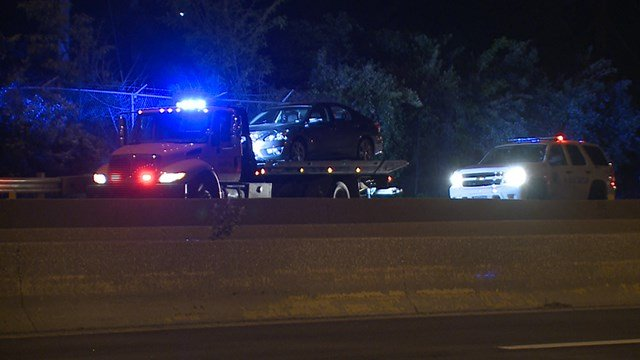 Police are investigating a shooting that happened on Interstate 70 near Shreve around 3 a.m. Saturday (Credit: KMOV)