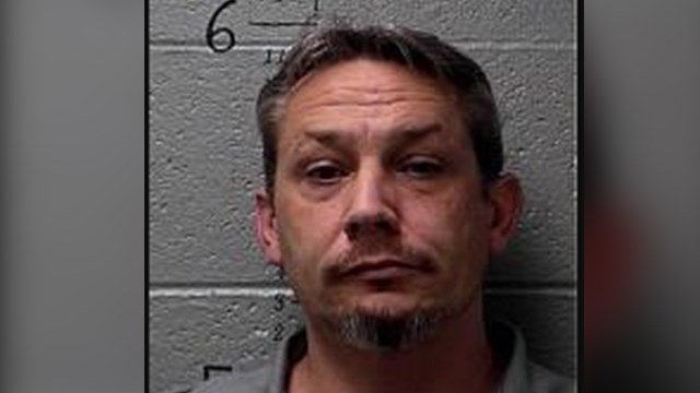 Richard Putney, 45, fled on foot from the St. Francois County jail Saturday (Credit: St. Francois County Jail)