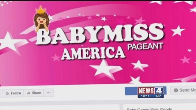 Parents tell News 4 they spent hundreds of dollars to participate in the Baby Miss America Pageant. Credit: KMOV