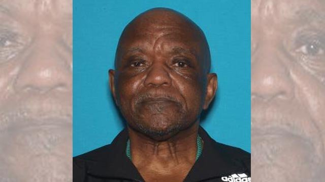 Fisher Morrow, 76, was reported missing Tuesday night in Pine Lawn (Credit: North County Police Cooperative)