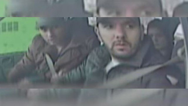 St. Louis County police need your help in finding three suspects who police say cloned debit cards and used devices at Regions Bank in Jennings and Fenton, Mo.  (Credit: St. Louis County PD)