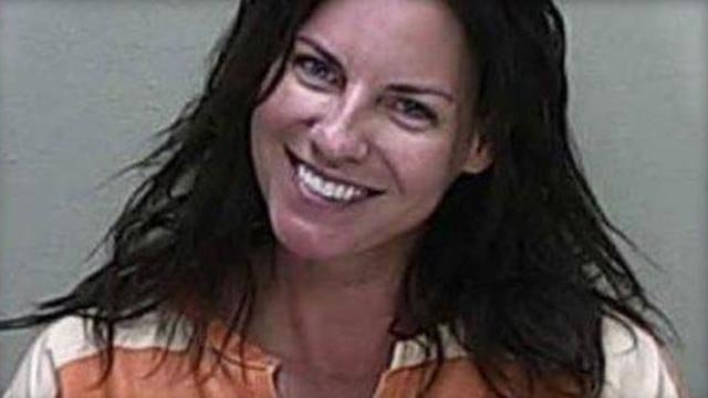Angenette Marie Welk is accused of DIU in Florida (Credit: Marion County Sheriff's Office)