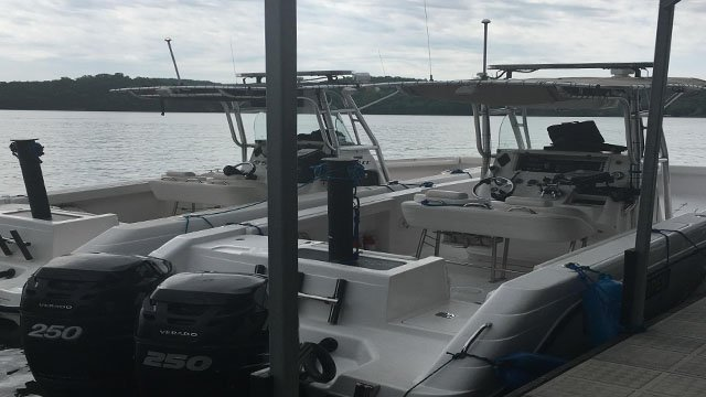 The Missouri State Highway Patrol is investigating a fatal boat crash that left 3 dead, 2 injured at the Lake of the Ozarks. (Credit: Missouri State Highway Patrol)