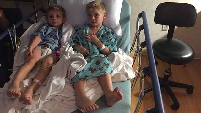A new treatment has really helped children with severe food allergies. Credit: KMOV