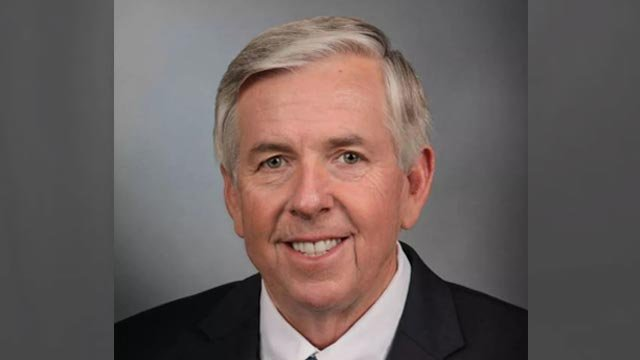 Missouri Gov. Michael Parson (Credit: Office of Lieutenant Governor)