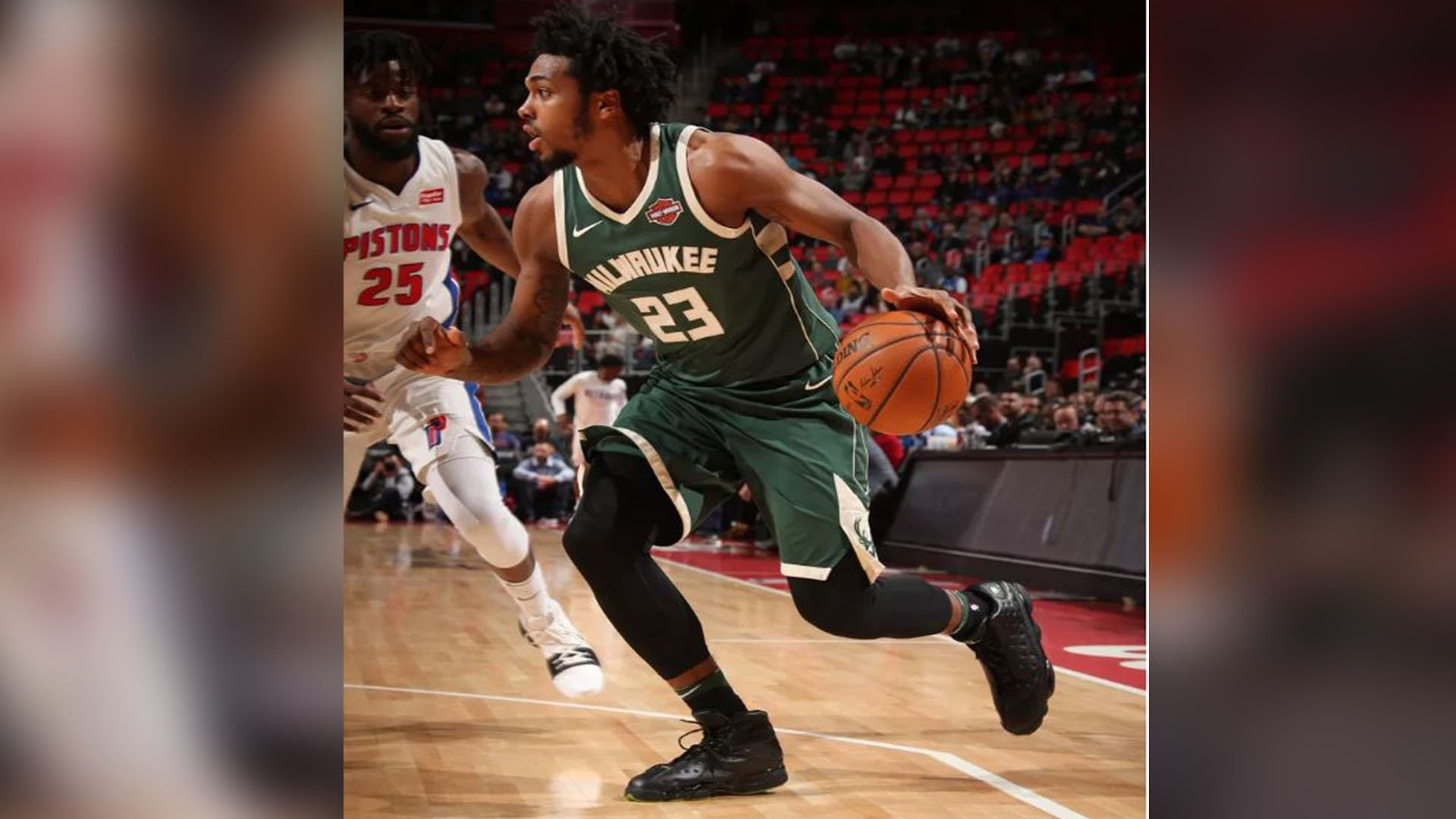 Milwaukee's police chief apologized on Wednesday for the actions of officers involved in the January arrest of Milwaukee Bucks rookie Sterling Brown. ( Credit: CNN)