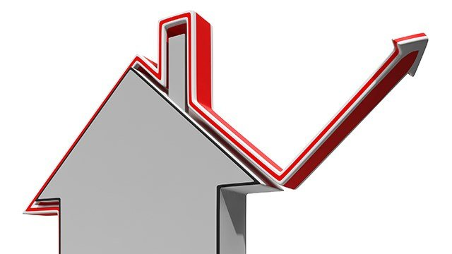 Home prices have climbed across the country in the last year.