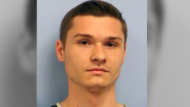 Nicolas Patrick Shaughnessy and Jaclyn Alexa Edison, who are 19 years old and live together in College Station, were arrested Tuesday on a count of criminal solicitation to commit capital murder. (Credit: AP)
