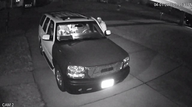 Car break-ins are on the rise in Maryland Heights. (Credit: KMOV)