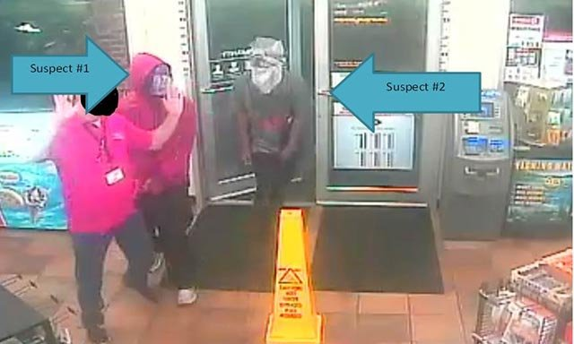 Circle K robbery suspect (Credit: St. Clair County Sheriff)