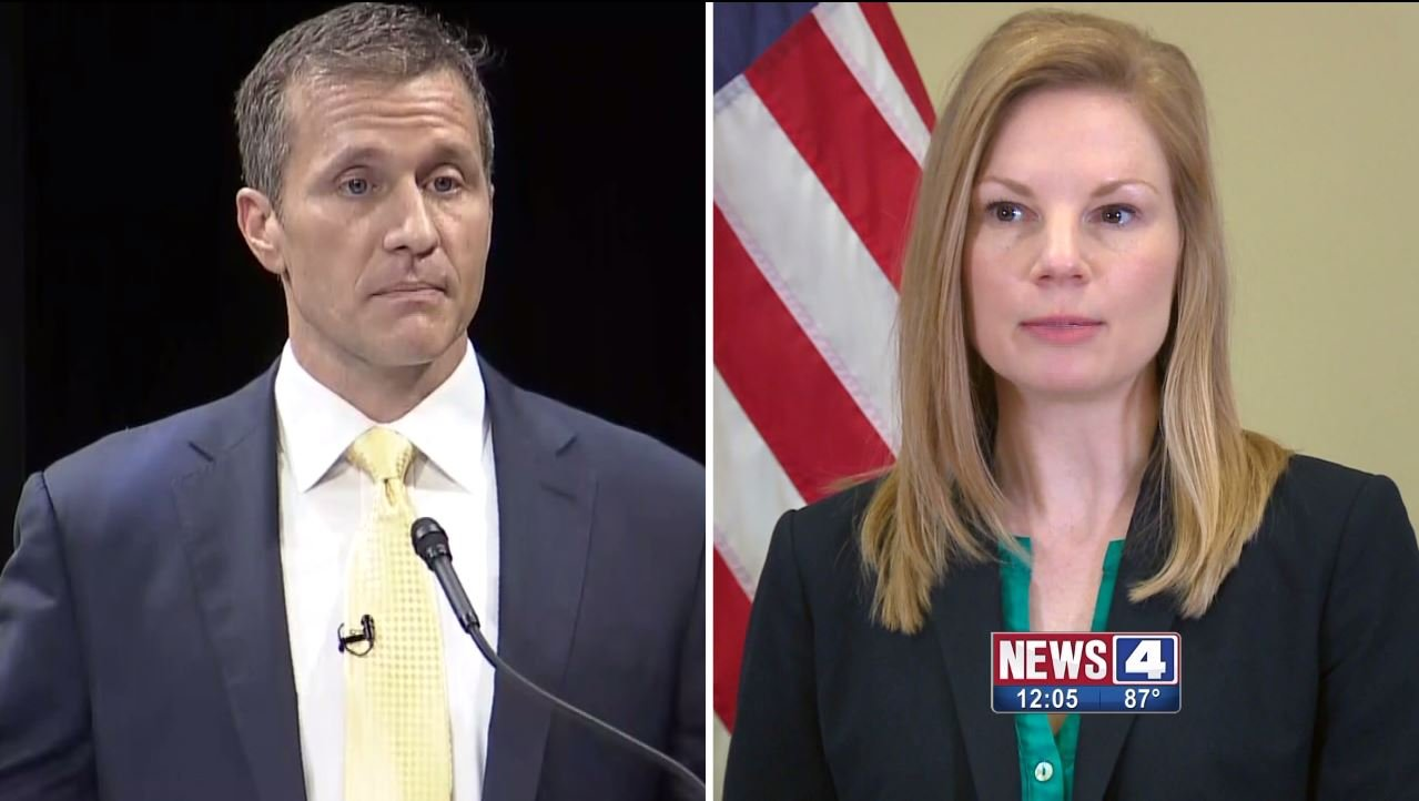 State Auditor Nicole Galloway said she will continue to look into whether the governor misused taxpayer dollars to pay for his legal expenses.